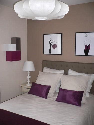 chambre adulte violet chambre domozoom com