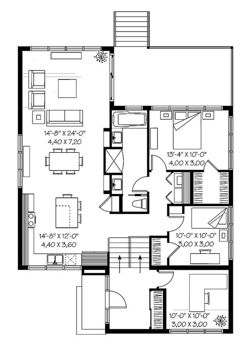 split level home plans house plans and design modern split level house plans designs