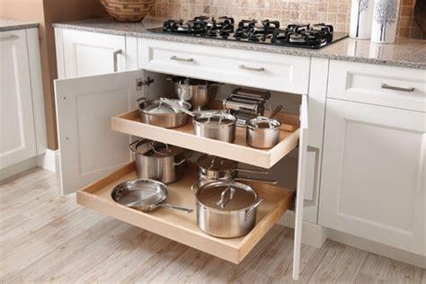 pot  pan storage ideas