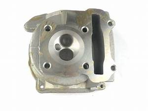 Performance Cylinder Head W   69mm Valve Length For Gy6