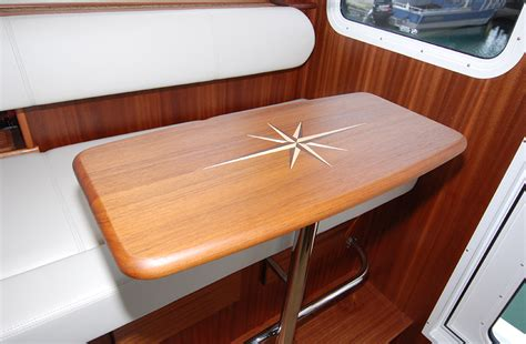 Boat Cockpit Grill by Tables For Yachts Dining Cockpit And More Just