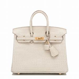 00e7ea352dc73 hermes birkin bag 25cm beton matte nilo crocodile gold hardware world 39 s  best
