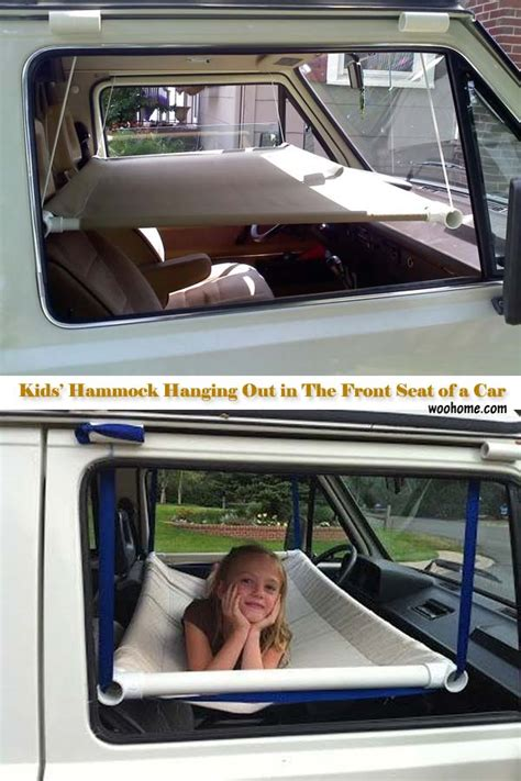 Car Hammock Diy by 21 Cool Diy Pvc Pipe Projects Worth Realizing
