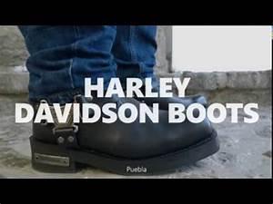 Harley Davidson Stiefel Boots : harley davidson chopper boots youtube ~ Jslefanu.com Haus und Dekorationen