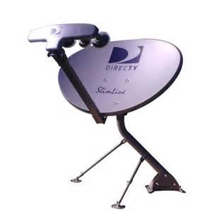 Directv HD SlimLine Dish Antenna, SL5 LNB, J Mount and ...