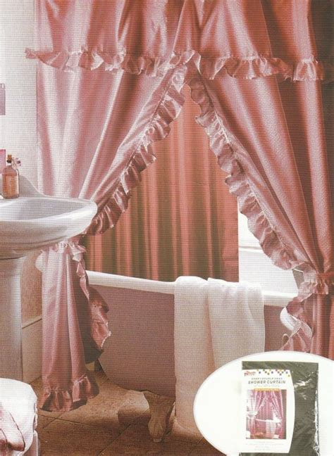 shower curtains double swag homes decoration tips
