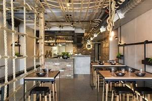 Little Oscar restaurant and bar by Biasol: Design Studio