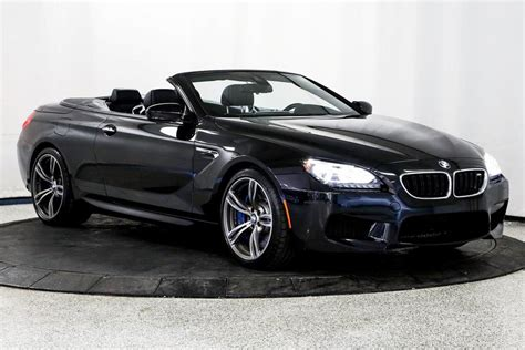 2014 Bmw M6 Convertible For Sale 167 Used Cars From ,879