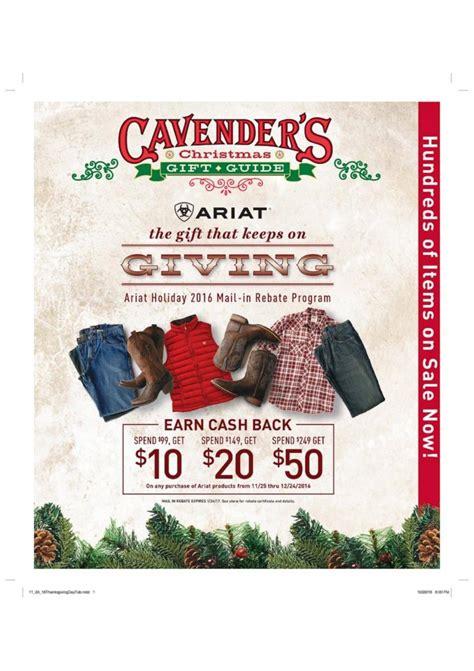 friday ad cavender cavenders