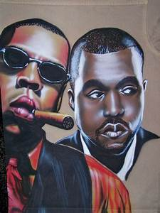 josh little images jAY z and kanye west HD wallpaper and ...