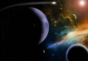 Earth-like planets and other3 by Johndoop on DeviantArt