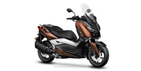 Yamaha Xmax Image by The Yamaha Xmax Redefining The Luxury Of Refined Style