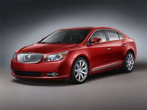 Buick Lacrosse Msrp by 2011 Buick Lacrosse Models Trims Information And
