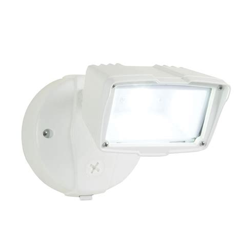shop utilitech pro 23 watt white led dusk to security