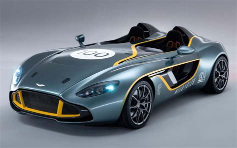 Aston Martin Cc100 Speedster Concept Cars Diseno Art