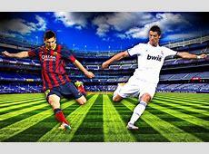 Leo Messi vs Cristiano Ronaldo Comparative statistics