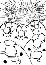 Slime Rancher Coloring Printable Colouring Colorare Coloriage Wonder Imgur Minecraft Monster Poopsie sketch template