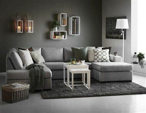 quel tapis avec canapé gris d 233 co salon gris 88 id 233 es pleines de charme