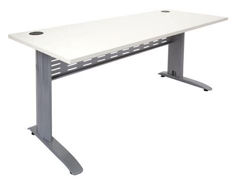 metal legs for a desk white desk metal legs 1800w x 700d x 720h kenn office
