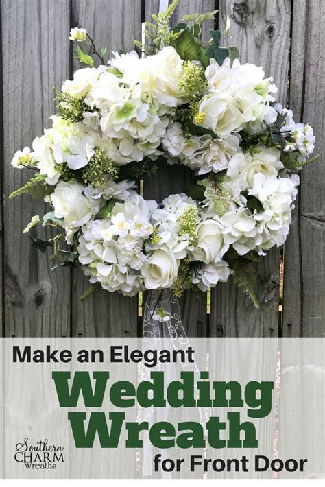 Best 25 Wedding Wreaths Ideas On Pinterest Wedding Door