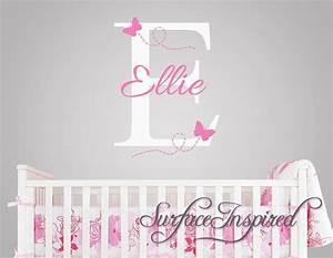 name wall stickers for kids home design With nice wall letter decals for nursery