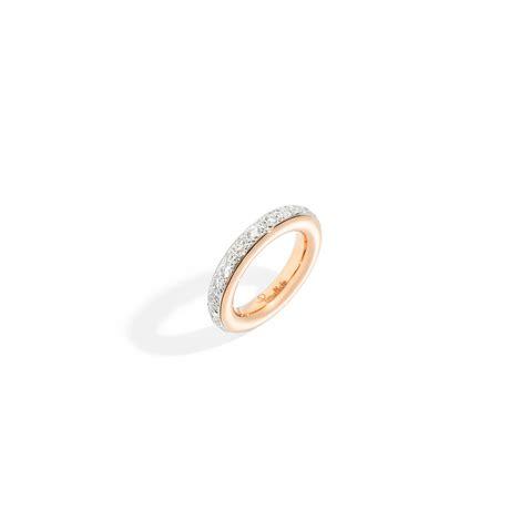 anelli nudo pomellato ring iconica pomellato pomellato boutique