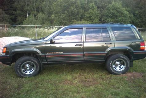 1995 jeep grand cherokee 1995 jeep grand cherokee orvis pictures 4000cc gasoline