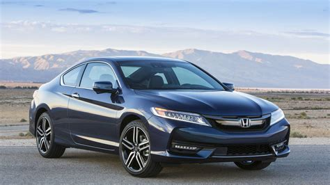 2017 Honda Accord V6 Coupe Test Drive And Review With