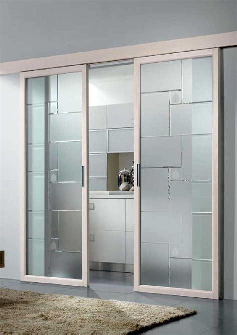 Vetri Per Porte Da Interno - disegni porte vetro satinato