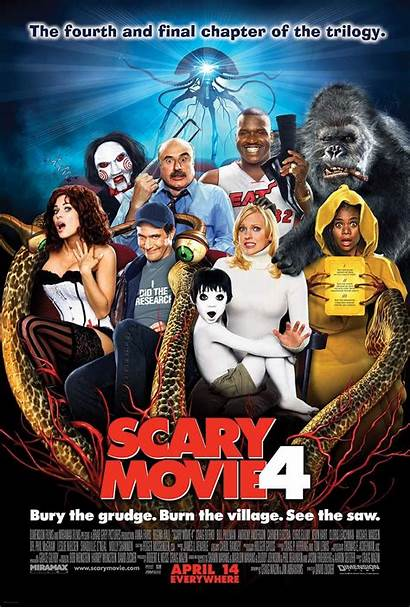 Scary Movies Four Fanpop Film 2006 Poster