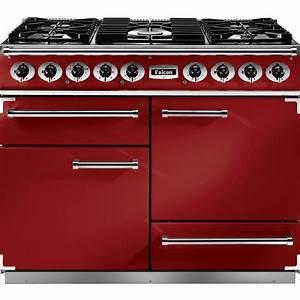 Range Cooker Falcon : 1092 deluxe dual fuel range cooker f1092dxdfrd nm cherry ~ Michelbontemps.com Haus und Dekorationen