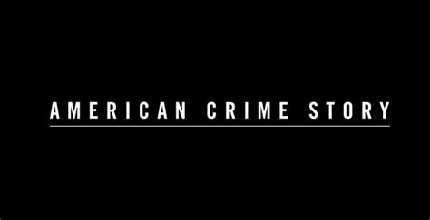 American Crime Story Wikipedia