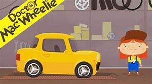 Voiture Occasion Jaune : r paration d 39 une voiture jaune dans le garage de docteur mcwheelie youtube ~ Gottalentnigeria.com Avis de Voitures