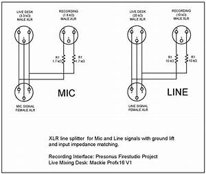 Passive Line Splitter Question