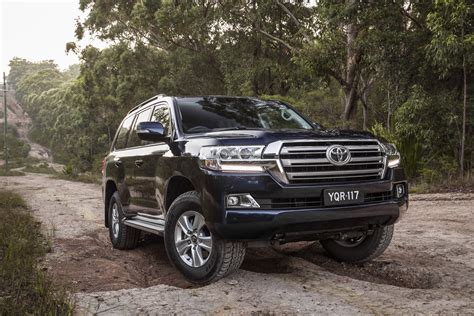 land cruiser toyota reveals limited run of land cruiser altitude model