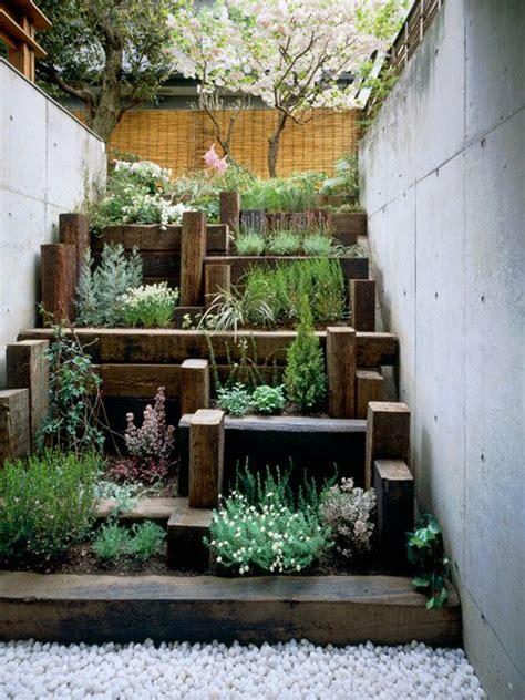 layered wood planters garden gardening garden ideas inspirational gardens garden designs wood