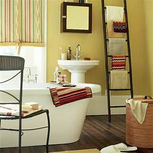 Grande Serviette De Bain : le porte serviette de salle de bain ~ Teatrodelosmanantiales.com Idées de Décoration