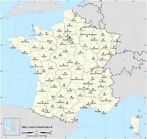 Ecla Lons Le Saunier : carte lons le saunier cartes de lons le saunier 39570 ou 39000 ~ Nature-et-papiers.com Idées de Décoration