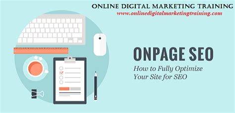 Seo And Digital Marketing Course by Onpage Seo Techniques Digital Marketing