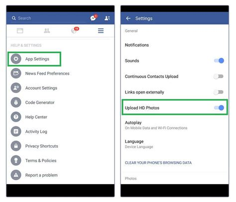 Facebook Finally Lets Android Users Upload Highresolution
