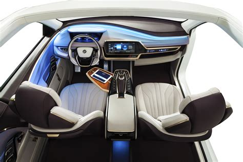 Yanfeng Automotive Interiors' Id16 Concept Makes Its