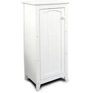 cottage collection storage cabinet w door white finish