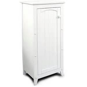 cottage collection storage cabinet w door white finish