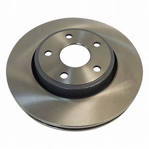 52124762ab Brake Rotor  Front For Jeep Grand Cherokee  Wk2   216