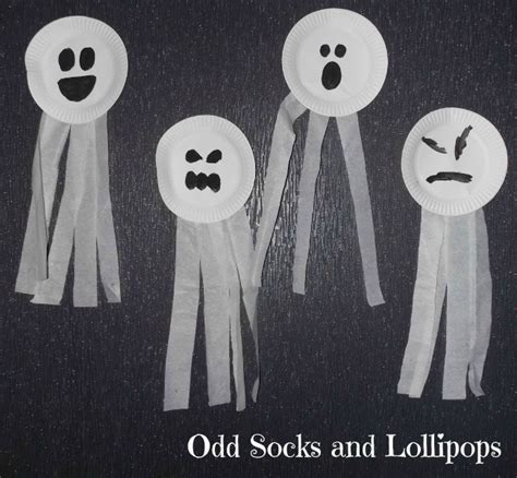 Halloween Crafts For Toddlers  Odd Socks And Lollipops