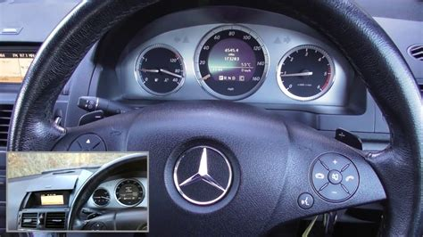 Protects your dashboard from sun damages. Mercedes C Class Dashboard Symbols And Meanings