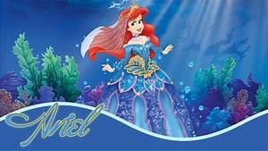 Disney HD Wallpapers: Walt Disney Princess Ariel HD Wallpapers