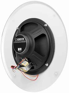 How To Wire Ceiling Speakers With Volume Control