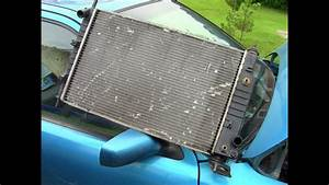 How To Remove A Radiator On A Ford Contour