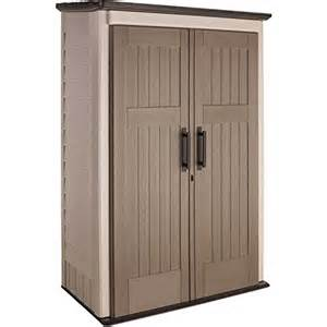 rubbermaid lg vertical storage shed